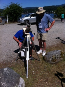 solar viewing
