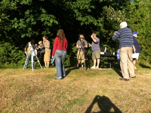 Sandy Hook Star Party 2014