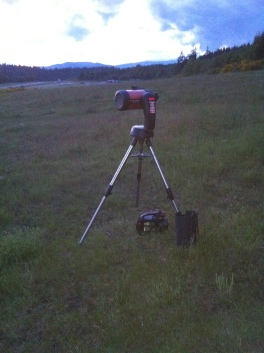my telescope