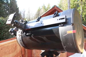 Camera Mount Mounted