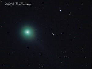Image of Lovejoy from Jan 15