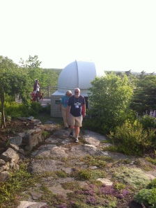Thursday BBQ at Dr. David Lane's Abbey Ridge Observatory