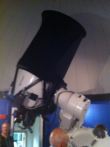 Visit to the Burke-Gaffney Observatory