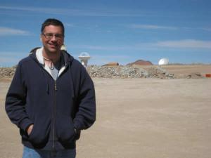 Dr. James Di Francesco at ALMA