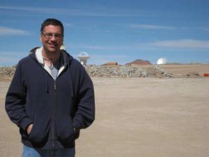 Dr. James Di Francesco at ALMA